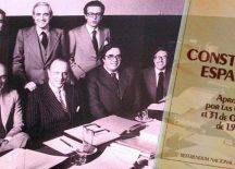 Os 40 anos da Constitución