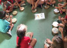 Campamento musical urbán