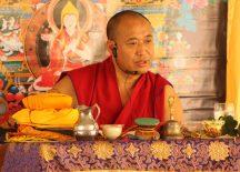 Venerable Lama Gueshe Tenzing Tamding