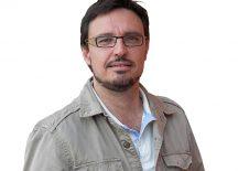 """Jorge Alcalde. """"A ciencia, entre a pasión e a divulgación""""."""
