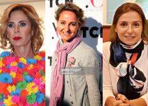 """Ágatha Ruíz de la Prada, Carla Royo-Villanova e Lara da Silva: """"Tendencias: vestir, viaxar e viños… A visión feminina"""""""
